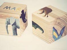 DIY-Anleitung: Holzwürfel als Spielzeug selber herstellen via DaWanda.com