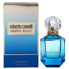Roberto Cavalli Paradiso Azzurro парфумована вода для жінок | parfumeria.ua