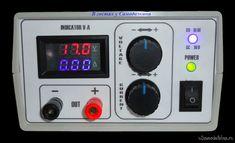 Всем доброго времени суток. Предлагаю вашему вниманию один из многих вариантов лабораторного блока питания. Данная конструкция сделана по гибридной схеме (использованы линейные и импульсные элементы) и работает в диапазоне 1,2-30В с регулировкой тока до 6А. Идея хоть и не нова, хотелось поделиться Electronics Mini Projects, Electronic Circuit Projects, Power Out, Electronic Schematics, Cnc Projects, Circuit Diagram, Arduino, Diy Tutorial, Tecnologia