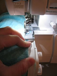 Lots of serger info!