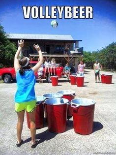 VolleyPong!!!