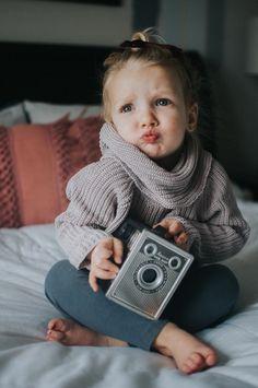 toddler photoshoot toddler fashion portrait vintage camera lxc presets