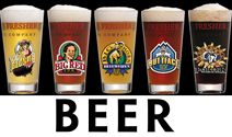 """Big Horn Beer at """"The Ram"""" restaurants. Happy Hour at the U. Village location caters to the local Universities' staff and students."""