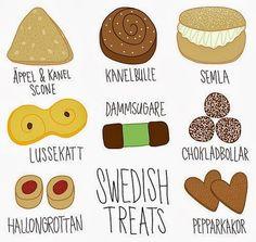 Nordic Thoughts: Fika...a Swedish coffee break