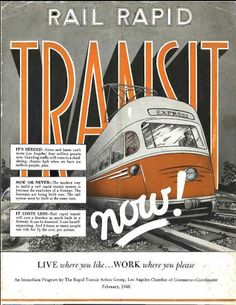 Metro in Overdrive: Transportation Library & Archive resources featured in new Getty exhibit   Metro's The Source