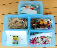 Another week of simple quiet box ideas for kids! A great way to encourage independent play. Creative and calming, great for the witching hour!