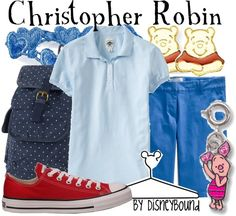 """""""Christopher Robin"""" by lalakay on Polyvore"""