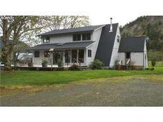 Glide, Douglas County, Oregon House For Sale - 1 Acre