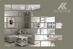 Dekoracyjne lustro akrylowe (7352898544) - Allegro.pl - Więcej niż aukcje.