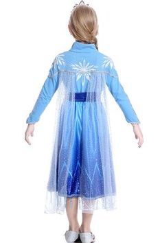 2019 Frozen 2 Elsa dress for girls kids toddlers Fancy Dress, New Dress, Dress Up, Frozen 2 Elsa Dress, Frozen Costume, Disney Princess Dresses, Wedding With Kids, Costume Dress, Girls Dresses