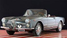 1961 Alfa Romeo 2000 - TOURING SPIDER   Classic Driver Market