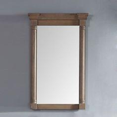Savannah/Providence Single Mirror, As Shown