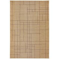 Karastan Carmel Ambler Ivory Rug (9'6 x 12'11)