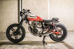 Honda CB400 – Jasin Motorcycles