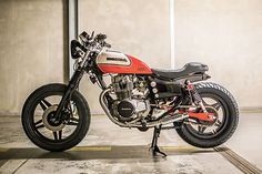 '80 Honda CB400 – Jasin Motorcycles | Pipeburn.com