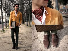 Almost one year of thethreef! (by Filippo F.) http://lookbook.nu/look/1669785-Almost-one-year-of-thethreef
