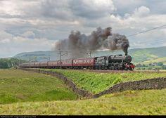 RailPictures.Net Photo: UK Steam 2-8-0 at Kendal, United Kingdom by henry elliott