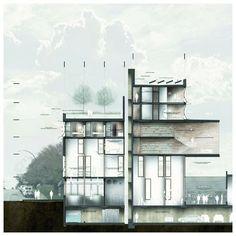 Смотрите подборку архитектурных и конструктивных разрезов, а так же 3D- разрезов. Архитектурные разрезы наиболее интересны и важны при подаче проекта. Они показывают внутренний и внешний облик здания, дают возможность увидеть его удобство и красоту. Смотрите подборку качественных разрезов на %URL%