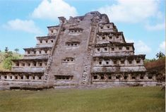 El Tajín Pyramid of the Niches.jpg