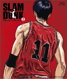 """It has decided that popular anime """"SLAM DUNK"""" by Takehiko Inoue Blu-ray DVD will release in odd months from July because of its anniversary. Slam Dunk Manga, Basketball Manga, Love And Basketball, Comic Manga, Manga Anime, Anime Art, Inoue Takehiko, Blu Ray Collection, Slayer Anime"""
