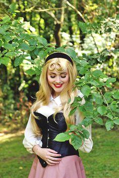 Sleeping Beauty 'Briar Rose' cosplay