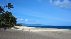 Lonely North Shore beach on Oahu by kanjigirl, via Flickr - http://www.flickr.com/photos/kanjigirl/7327466912/in/set-72157630027188568/