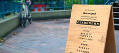 plywood signage - Google Search