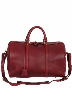 Louis Vuitton - Sofia Coppola Framboise Leather Tote Bag.. #LV at starbags.eu