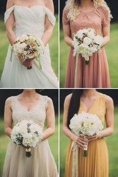 wedding bouquets bridesmaids http://alipaul.com/