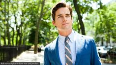 Clean Cut | Matt Bomer