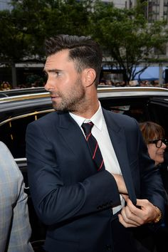 """Adam Levine - """"Can A Song Save Your Life?"""" Premiere - Arrivals - 2013 Toronto International Film Festival"""