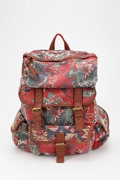 532620ac0531 Ecote Around the World Backpack. Bought this from Urban Outfitters and use  it for school