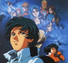 80sanime — 機動戦士Ζガンダム Mobile Suit Zeta Gundam