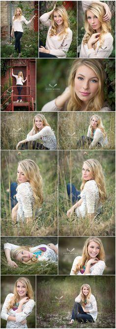 Senior Girl | Senior Portraits | Susie Moore Photography | #seniorgirl #seniorpictureideasforgirls