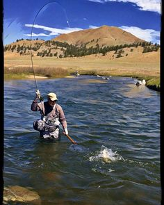 """111 Likes, 1 Comments - Jim Browning (@jimbdl) on Instagram: """"Landing Zone ~ 06.13.2017 ❤️ #flyfishing #catchandrelease #trout #coloradoangler #colorado…"""""""