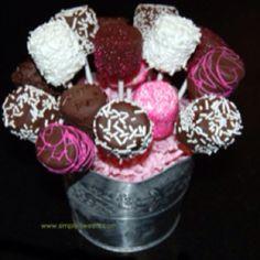 Strawberry Chocolate Marshmellow