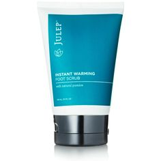Julep Instant Warming Foot Scrub {Really Want To Try This Product}