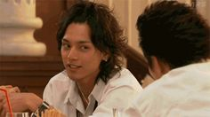 Mizushima Hiro (水嶋 ヒロ)  gif Japanese Love, Japanese Drama, Hanazakari No Kimitachi E, F4 Members, Hiro Mizushima, Jerry Yan, Jung Jaewon, Handsome Asian Men, Asian Guys