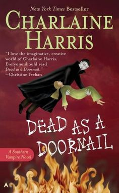 Fifth book in the Sookie Stackhouse series