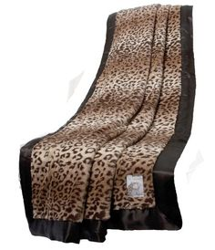 x This incredibly soft Leopard print throw blanket is in a rich espresso colored satin picture frame border. Super sized for the ultimate . Little Giraffe, Amazon Price, Queen Size, Picture Frame, Espresso, Blankets, Satin, Throw Pillows, Kids