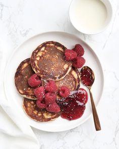 Protein Bananen Pancakes - Jennifer Krijnen