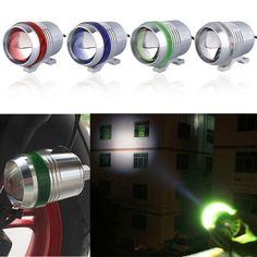 $8.23 (Buy here: https://alitems.com/g/1e8d114494ebda23ff8b16525dc3e8/?i=5&ulp=https%3A%2F%2Fwww.aliexpress.com%2Fitem%2F2016-new-for-Audew-1-x-Universal-Waterproof-Black-Shell-U3-green-LED-Motor-Bike-Motorcycle%2F32663330190.html ) 2016 new for  Audew 1 x Universal Waterproof Black Shell U3 green LED Motor Bike Motorcycle  Headlight Spot Light hot selling for just $8.23