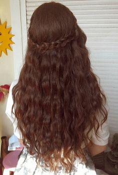 Hair styles vang