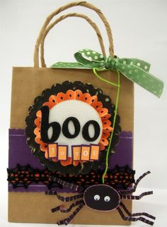 Halloween paper crafting ideas : Core'dinations ColorCore Cardstock® | Scrapbook Cardstock Paper, Projects, Tips, Techniques and More!