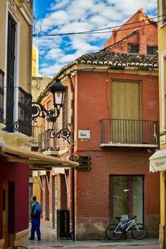 Calle Granada Málaga, Spain