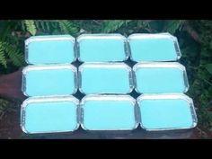 Faça 2 k de sabão com 1 sabão de mercado com ação desengordurante. - YouTube