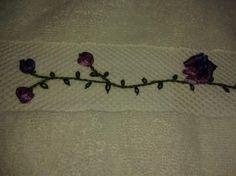 rosas pequeñitas...