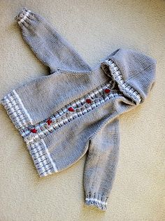 Ravelry: Hoodie For Your Kiddo, free pattern by Ima Jypsee