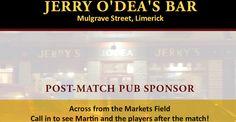 Derry City, Meet The Team, Club, Bar, Marketing, Street, News, Walkway