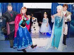 Andrea Tatata - Teatro VIP Frozen - Festas e Eventos Infantis - 21-99942...